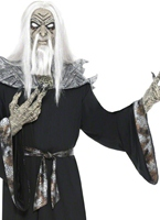 Costume de sorcier sadique Halloween Costume Homme