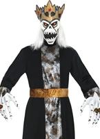 Costume de roi démoniaque Halloween Costume Homme