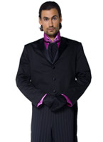 Costume gothique Butler Halloween Costume Homme