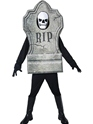 Halloween Costume Homme Costume de pierre tombale de manoir gothique