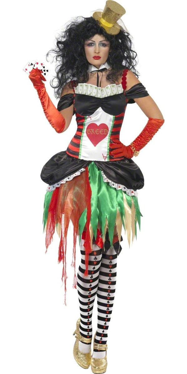 sept p ch s capitaux avarice costume halloween costume femme costume halloween 16 07 2018. Black Bedroom Furniture Sets. Home Design Ideas