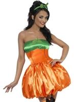 Fièvre Costume citrouille Halloween Costume Femme