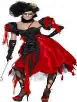 Reine de Costume de coeurs Halloween Costume Femme