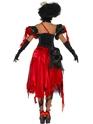 Halloween Costume Femme Reine de Costume de coeurs