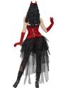 Halloween Costume Femme Diva Demonique Costume