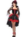 Halloween Costume Femme Costume maîtresse de minuit