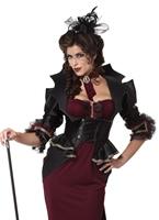 Dame du Costume Manor Halloween Costume Femme