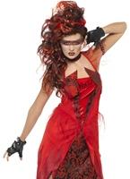 Costume de sept péchés capitaux la colère Halloween Costume Femme