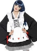Tokyo poupées gothique Costume d'Alice Halloween Costume Femme