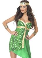 Fièvre Medusa Glow Costume Halloween Costume Femme