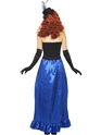 Halloween Costume Femme Grotesque pin-up Burlesque de Costume