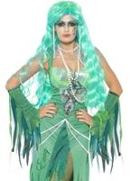 Costume de sept péchés capitaux l'envie Halloween Costume Femme