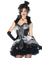 Reine des ténèbres Costume Halloween Costume Femme