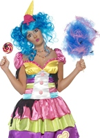 Costume de sept péchés de gourmandise Halloween Costume Femme