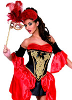 Fièvre Boutique Halloween Costume Baroque Halloween Costume Femme
