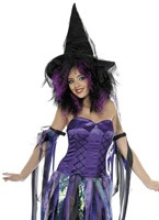 Costume sorcière coquine Halloween Costume Femme
