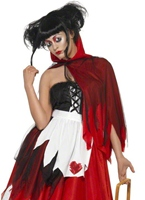 Naughty mordant Costume de hotte Halloween Costume Femme