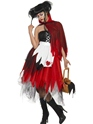 Halloween Costume Femme Naughty mordant Costume de hotte