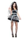 Halloween Costume Femme Costume mariée morte & enfouis