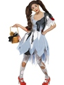 Halloween Costume Femme Costume de Dorothy mortelle