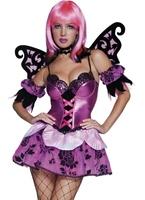 Jardin contaminé tombé Pixie Costume Halloween Costume Femme