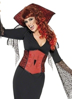 Veuve de Miss Vamp Costume Halloween Costume Femme