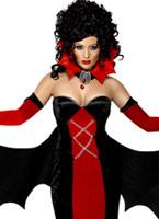 Mesdames manoir gothique Vampire Costume Halloween Costume Femme