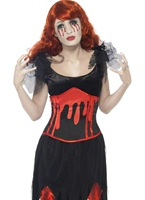 Goutte de sang Vamp Costume Halloween Costume Femme