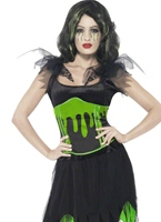 Costume de mariée monstre Halloween Costume Femme