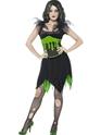 Halloween Costume Femme Costume de mariée monstre