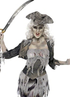 Ghostship docnelson Costume Halloween Costume Femme