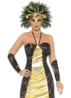 Monster & momies Medusa Costume Halloween Costume Femme