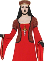 Assassin de la Dame en Costume en attente Halloween Costume Femme