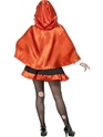 Halloween Costume Femme Gothique Red Riding Hood Costume