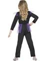 Halloween Costume Fille Costume de Childrens Skellie Punk fille