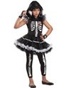 Halloween Costume Fille Costume de Childrens Skela-Rina