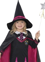 Witch School Girl Costume Halloween Costume Fille