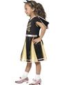 Halloween Costume Fille Pom-Pom Girl Costume de chauve-souris pour enfants