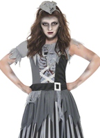 Ghost Ship Pirate Girl Costume Halloween Costume Fille