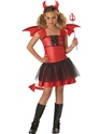Halloween Costume Fille Diable chéri Childrens Costume