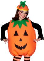 Citrouille Costume pour enfants Halloween Costume Fille