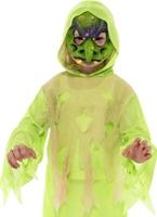 Childrens sorcière Kit instantanée Halloween Costume Fille