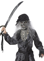 Pirate du bateau fantôme Halloween Costume Garçon