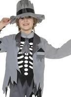 Fantôme Costume de marié pour enfants Halloween Costume Garçon