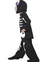 Halloween Costume Garçon Childrens squelette mignon Costume