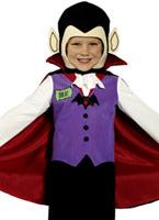 Costume de vampire pour enfants Halloween Costume Garçon
