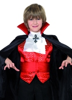Costume garçon de Dracula Halloween Costume Garçon