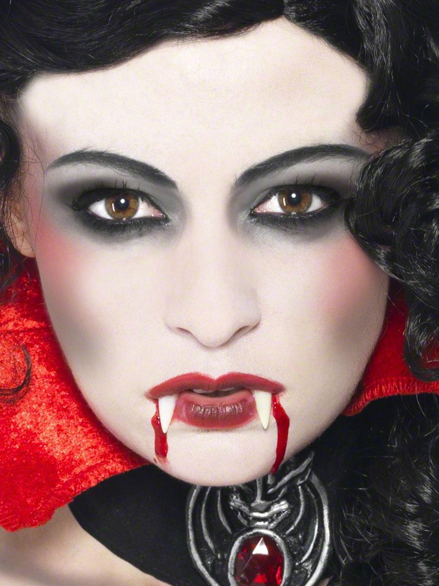 Vampire maquillage Kit Halloween Maquillage Costume Halloween - 11/04 ...