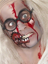 Zombie mâle Make Up Kit Halloween Maquillage