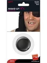 Dent cire noir Halloween Maquillage